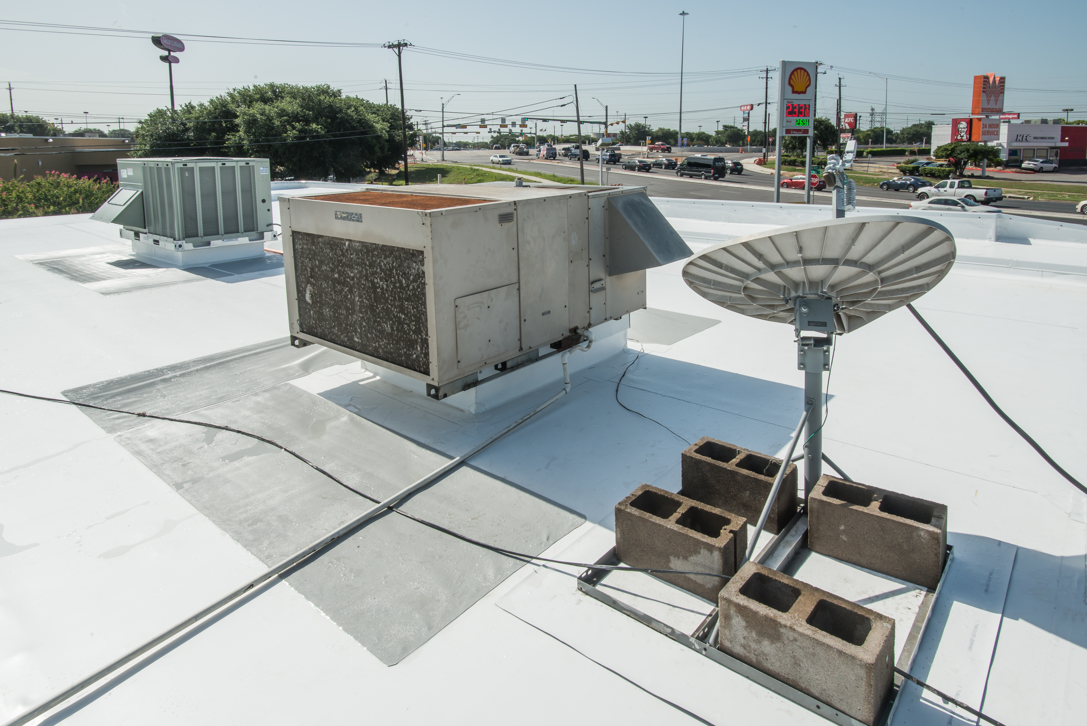 Commercial Roofing | Austin TX | Roofing Installations & Repairs